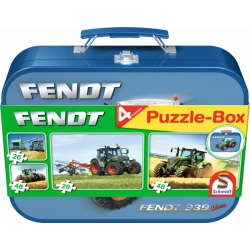 Fendt Puzzle-Box 2x262x48 pcs