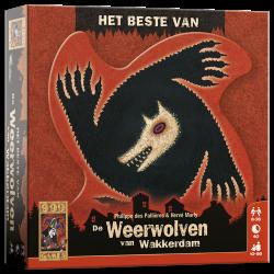 De Weerwolven van Wakkerdam: Het beste van - Bordspel
