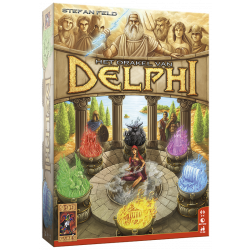 Het orakel van Delphi