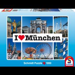 I love Munchen