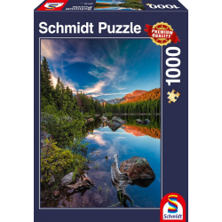 In the wilderness, 1000 pcs