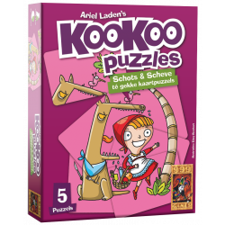 KooKoo Puzzles Sprookjes