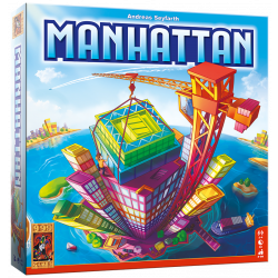 Manhattan - Actiespel