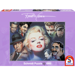 Marilyn Monroe and Friends 1000 pcs