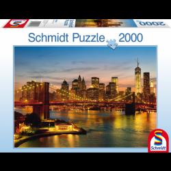 New York 2000 pcs
