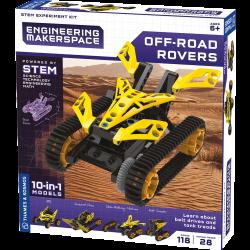 Off-Road Rovers - Experimenteerset
