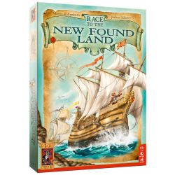 Race to the New Found Land - Bordspel