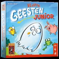 Vlotte Geesten Junior - Kaartspel