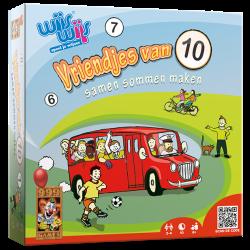 Vriendjes van 10 - Educatief Spel