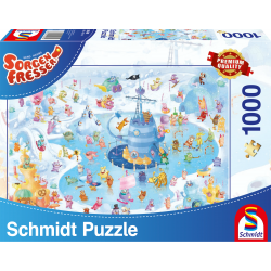 Winter fun 1000 pcs