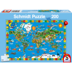 Your amazing world 200 pcs