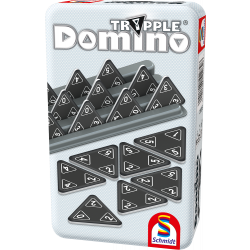 Tripple Domino tin - Breinbreker