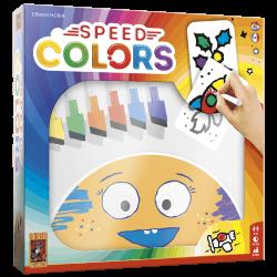 Speed Colors - Kaartspel