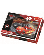 Cars 3 / Disney - 60 pcs - Legpuzzel