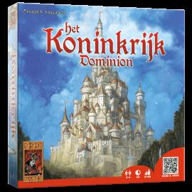 Het-Koninkrijk-Dominion-speelmateriaal