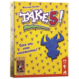 Take 5 spel