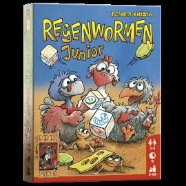 Regenwormen_Junior_tegelrijtje