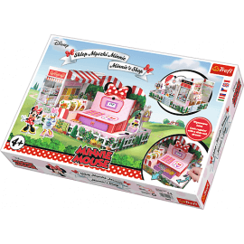 Arts & Crafts Minnie Mouse Shop - Hobbypakket