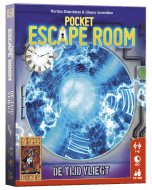 Pocket Escape Room - Kaartspel