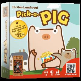 Pick-a-Pig-speelmateriaal
