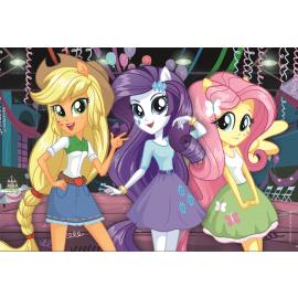 At the ball / Hasbro Equestria Girls - 160 pcs - Legpuzzel