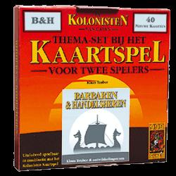 De kolonisten van catan het Kaartspel Barbaren en Handelsheren (3)