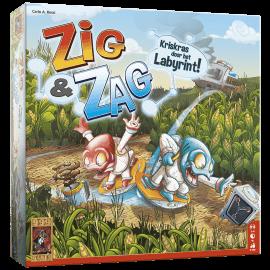 Zig&Zag speelsituatie