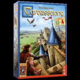Carcassonne basis nieuw spel-NEWWEB