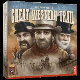 Great Western Trail speelsituatie