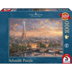 Paris, City of Love, 1000 pcs