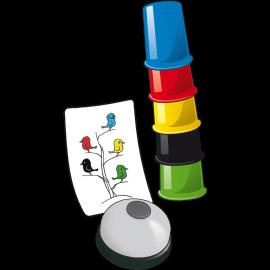 Speed-Cups-spel