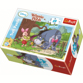 Puzzles - 54 Mini - Summer in the One Hundred Acre Picture 3 - Legpuzzel
