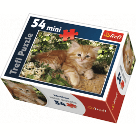 Puzzles - 54 Mini - Cute pets Picture 3 - Legpuzzel