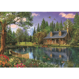 Afternoon idyll / Trefl - 4000 pcs - Legpuzzel