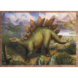 4 in1 - Dinosaurs / Trefl - Legpuzzel