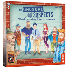 TheUnusualSuspects spel