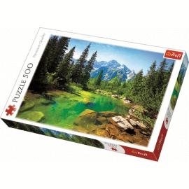 Puzzles - 500 -Tatra Mountains - Legpuzzel