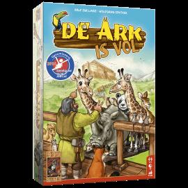 De Ark is vol speelmateriaal
