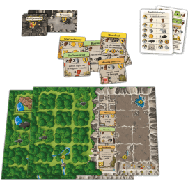Caverna-spel
