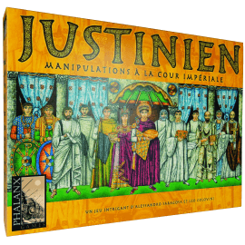 Justinien_FR-spelsituatie