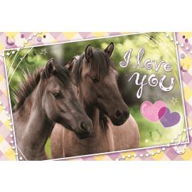 Puzzles - 260 - We love horses/ Trefl - Legpuzzel