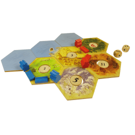 Catan-Collector's-Editie-spel