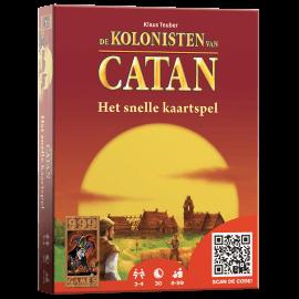 Catan-Het-snelle-kaartspel-speelmateriaal