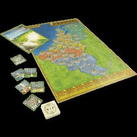 Hoogspanning Benelux spel