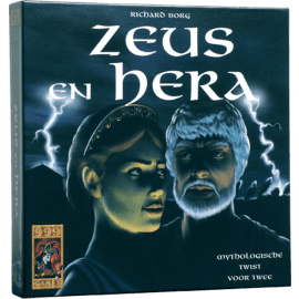 Zeus en Hera_spelmateriaal