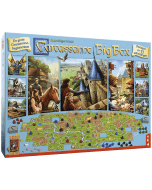 Carcassonne Big Box 3 - Bordspel