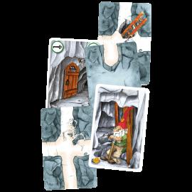 Saboteur-het-Duel-speelmateriaal