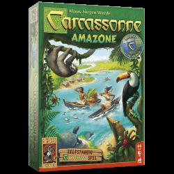 Carcassonne Amazone test
