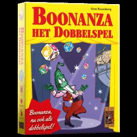 Boonanza het dobbelspel_spelmateriaal