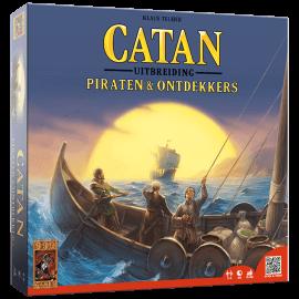 Catan, Piraten en Ontdekkers van Catan spel